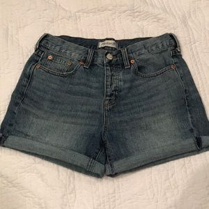 Madewell Jeans Shorts Loose Fit
